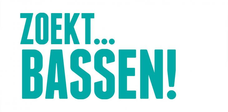 Op zoek naar Bassen!