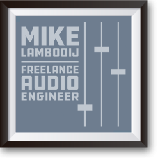 Logo_Mike Lambooij Freelance Audio Engineer