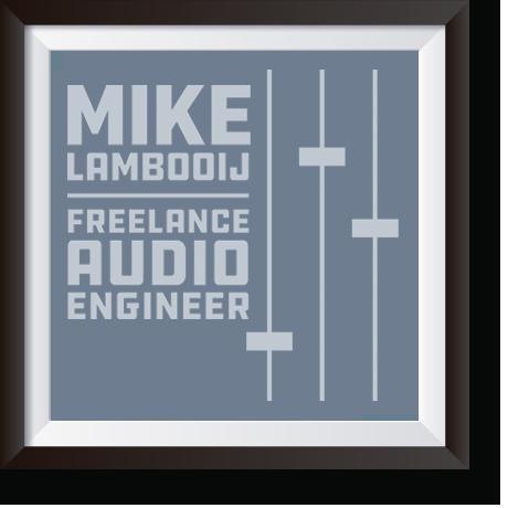 Logo_Mike Lambooij Freelance Audio Engineer